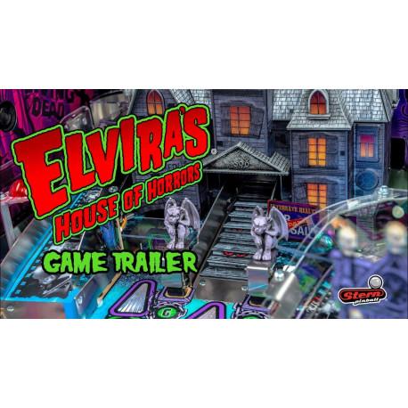Flipper Elvira de chez Stern