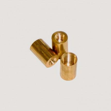 Virole laiton vis métal Ø 10 mm