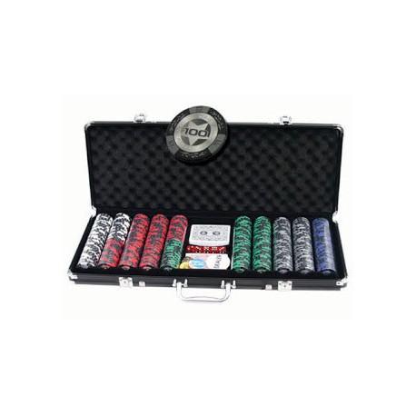 Mallette Poker 500 Crown 14 gr