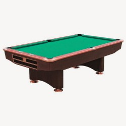 Billard Competition 9ft acajou