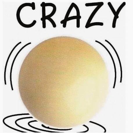 Bille Blanche Crazy 52,4mm