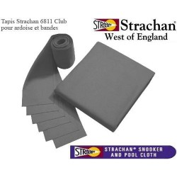 Tapis 6811 Strachan Pré Découpé gris
