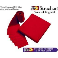 Tapis 6811 Strachan Pré Découpé rouge