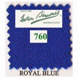 Kit tapis Simonis 760 7ft US Royal Blue