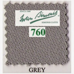Kit tapis Simonis 760 7ft US Grey