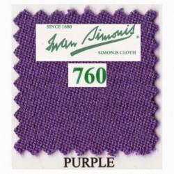Kit tapis Simonis 760 7ft US Purple