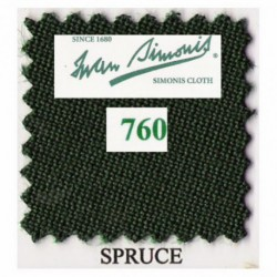 Kit tapis Simonis 760 7ft US Spruce