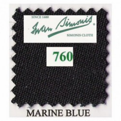 Kit tapis Simonis 760 7ft UK Marine Blue