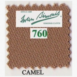 Kit tapis Simonis 760 7ft UK Camel