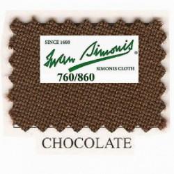 Kit tapis Simonis 760 7ft UK Chocolate
