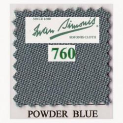 Kit tapis Simonis 760 7ft UK Powder Blue
