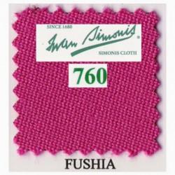 Kit tapis Simonis 760 7ft UK Fushia