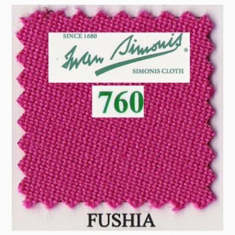 Kit tapis Simonis 760 7ft US Fushia