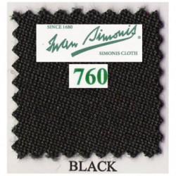 Kit tapis Simonis 760 7ft US Black