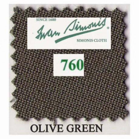 Kit tapis Simonis 760 7ft US Olive Green