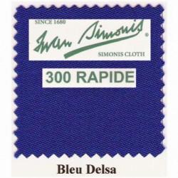 Kit tapis Simonis 300 B220 Bleu Delsa