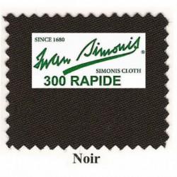 Kit tapis Simonis 300 B220 Noir