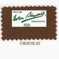 Kit tapis Simonis 920 7ft Chocolate