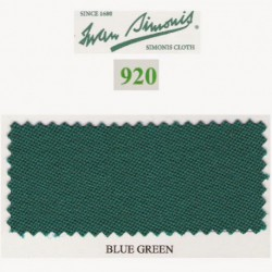 Kit tapis Simonis 920 7ft Blue Green