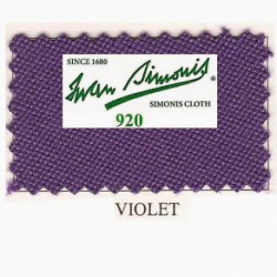 Kit tapis Simonis 920 7ft Purple