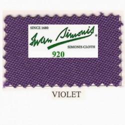 Kit tapis Simonis 920 7ft UK Purple