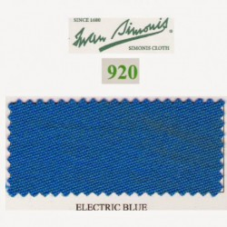 Kit tapis Simonis 920 7ft Electric Blue