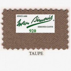Kit tapis Simonis 920 7ft Taupe