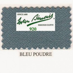 Kit tapis Simonis 920 7ft Powder Blue
