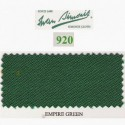 Kit tapis Simonis 920 7ft Empire Green