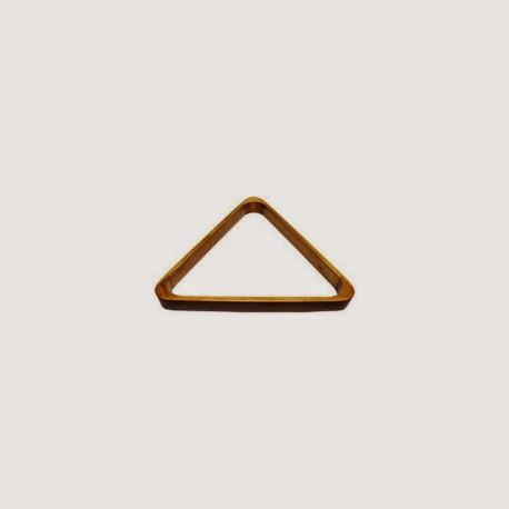 "Triangle ""Ø57.2mm"" - bois clair"