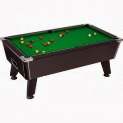 Billard Silver 7ft noir