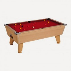 Billard Silver 7ft chene-clair