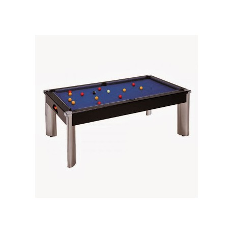 Billard Fusion 7ft NOIR