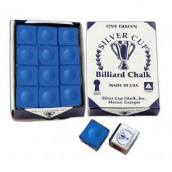 Craies Silver Cup bleues - 12 pièces