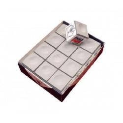 Craies Silver Cup grises - 12 pièces