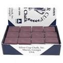 Craies Silver Cup marron - 12 pièces