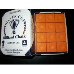 Craies Silver Cup orange - 12 pièces