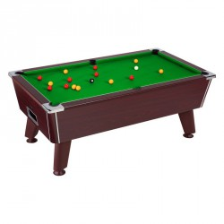 Billard Silver Pool US 7ft chêne fonçé