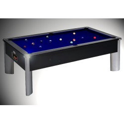 Billard Select Design Pool US 7ft noir
