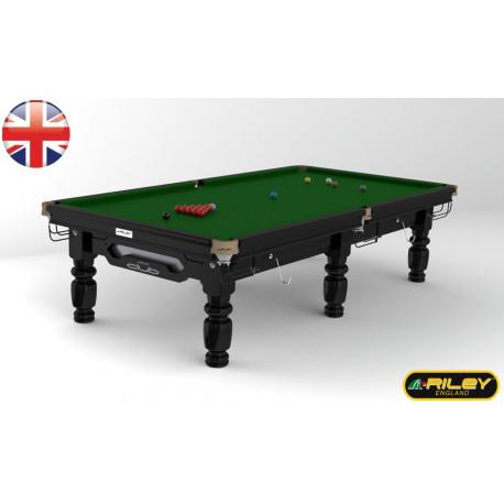 Snooker RILEY Club 8 ft Noir