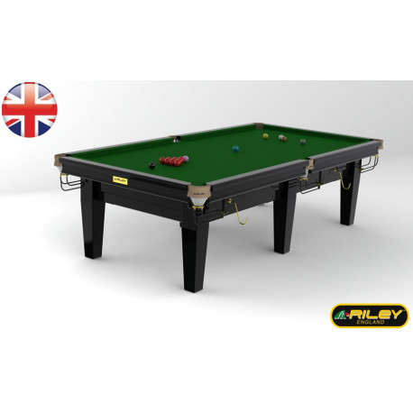 Snooker RILEY Grand 10 ft Noir