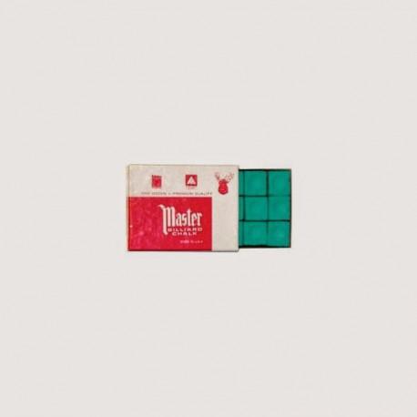 Craies Master vertes - 12 pièces