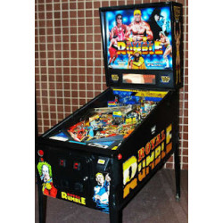 Flipper Royal Rumble de DATA EAST 1994 4 Players