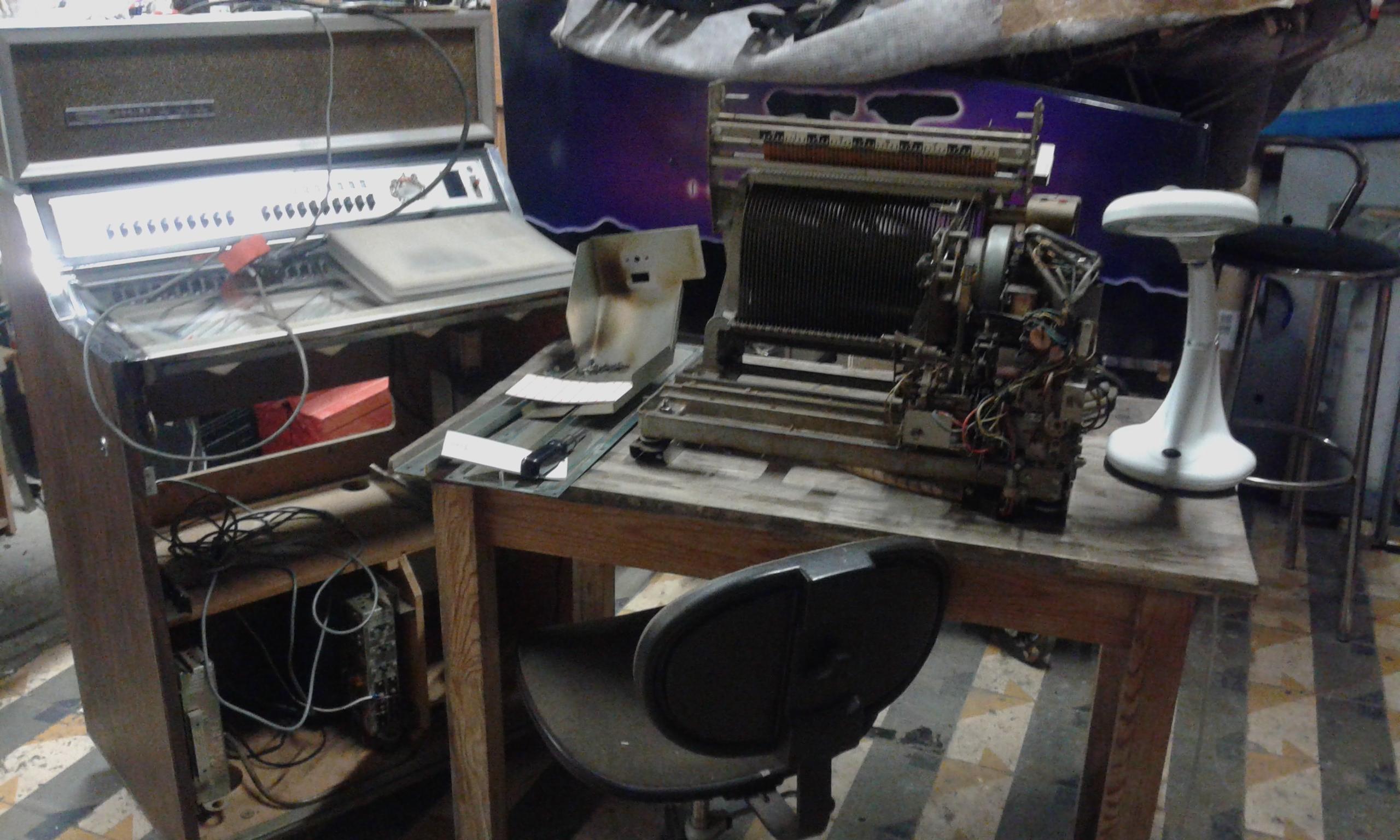Réparation Jukebox - Juke box vinyl et cd