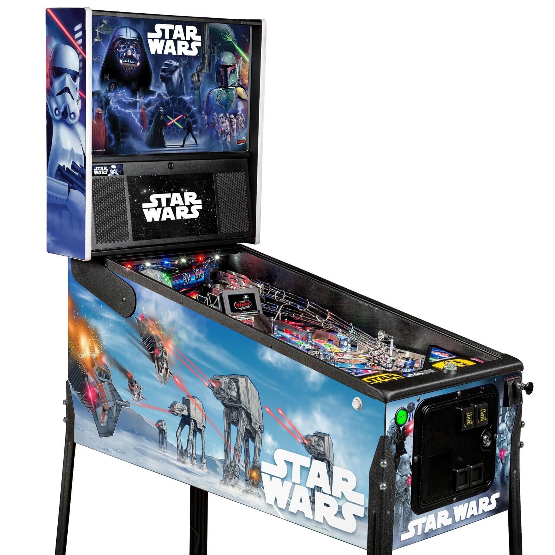 Flipper Star Wars Premium de chaz STERN
